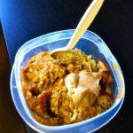 bread pudding oatmeal