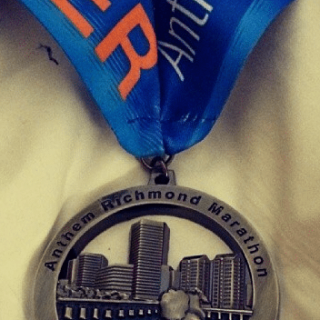 Richmond Marathon Recap