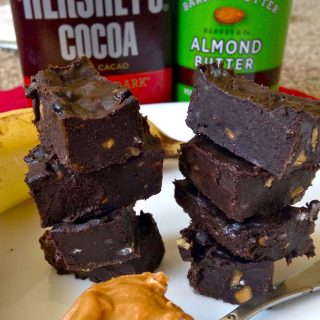 Vegan Chocolate Freezer Fudge