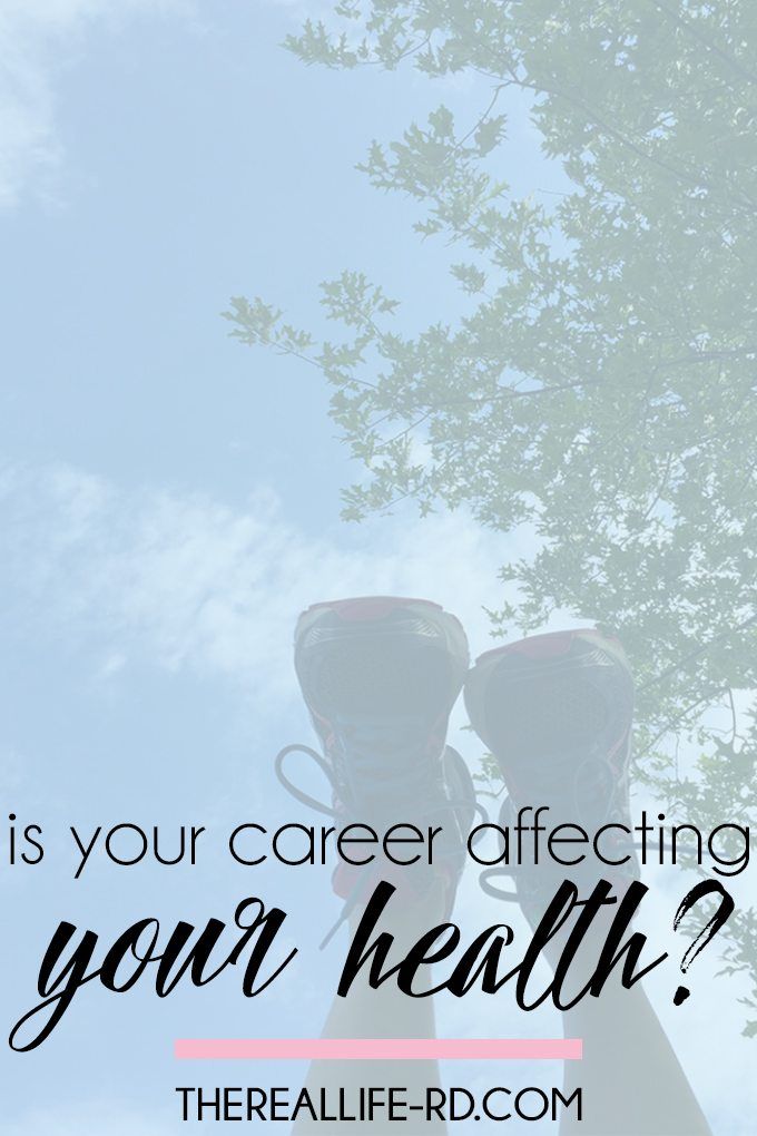 why your career frustrations are affecting your health