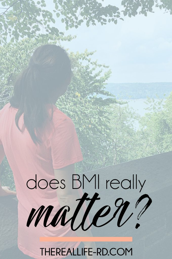 Is BMI a good measurement of health? | The Real Life RD