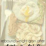Rebound Weight Gain After Calorie Restriction [Q&A]