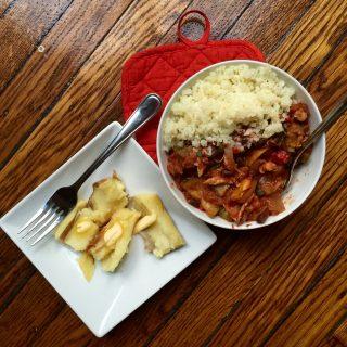 20 Minute Enchilada Bowls & Daily Eats