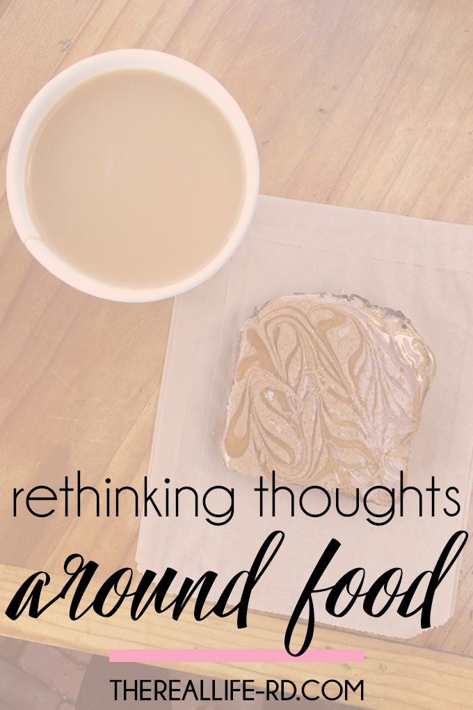 Just some thoughts about food, our bodies, and self-love. | The Real Life RD