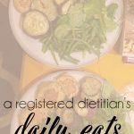 Easiest 20 minute dinner {Daily Eats}
