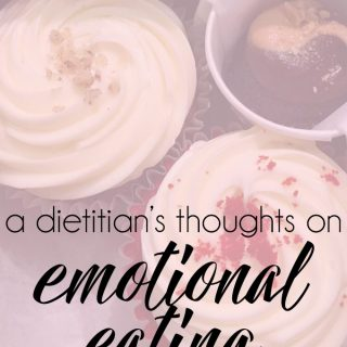 Emotional Eating {Q&A video}