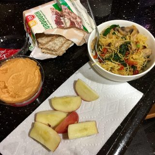 Daily Eats [Including Lots Of Pumpkin!]