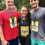 Half Marathon Recap + Weekend