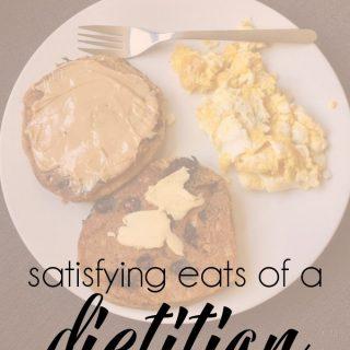 satisfying eats lately
