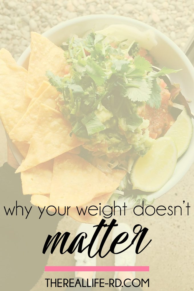 BMI & weight say little about your health. Here's why. | The Real Life RD