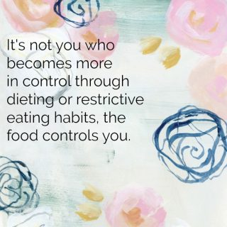 If It Looks Like A Diet, It's A Diet