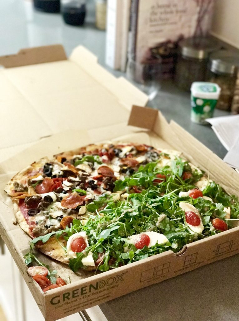 skinny pizza nyc