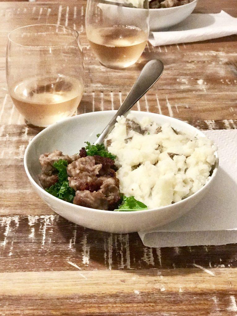 simple paleo dinner