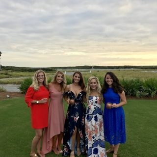 A Beautiful Alys Beach Wedding {weekend recap}