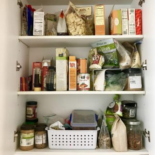 Favorite Foods Currently in My Pantry