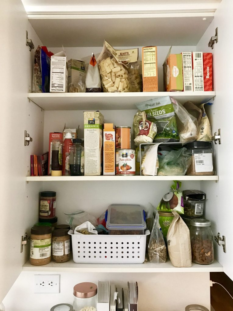 I Realize That Intuitive Eating Is A Journey And When Starting Off For One Reason Or Another Having Pantry Filled With Variety Of Foods Could Be Very