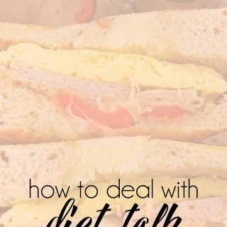 5 Steps to Cope With Diet Talk