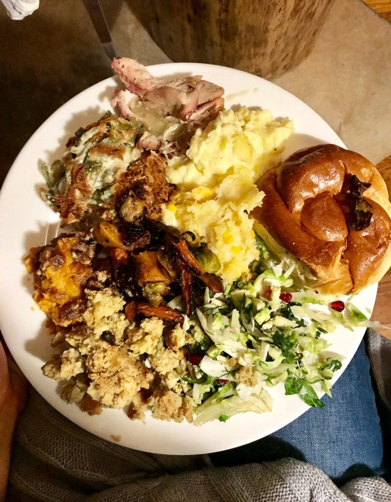 intuitive eating thanksgiving