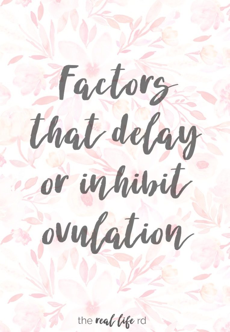 What Affects Ovulation and Makes My Menstrual Cycle Longer