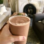 5 Thoughts [including a chocolate peppermint smoothie recipe and a gift for you!]
