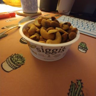 Intuitive Eating – A Week of Thoughts & Eats